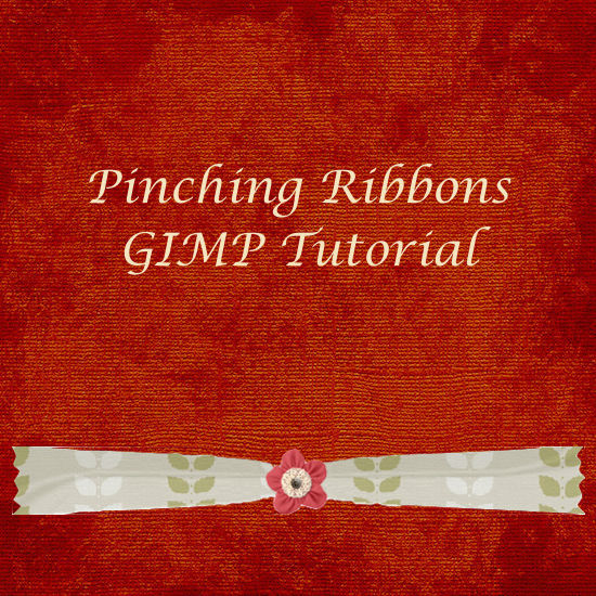 sample pinch a ribbon